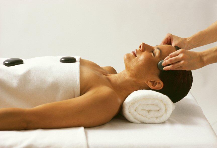Image result for Hot Stone Therapy For Massage